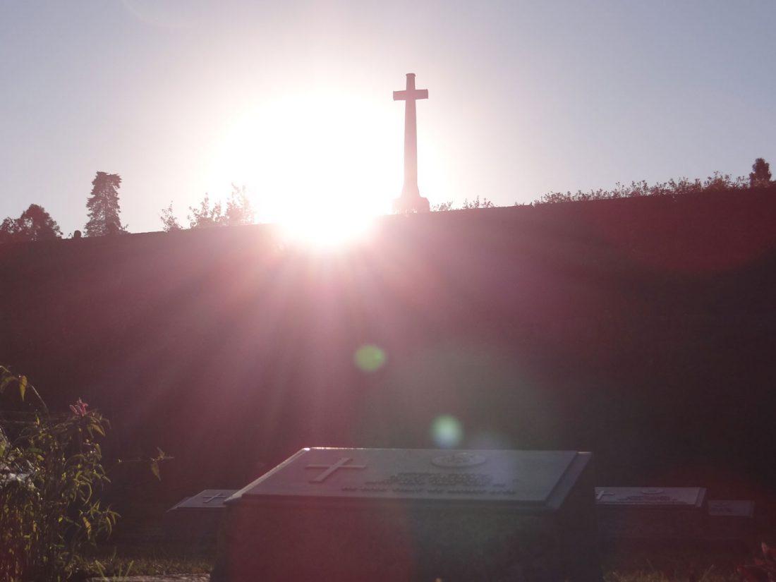 War cemetery kohima nagaland