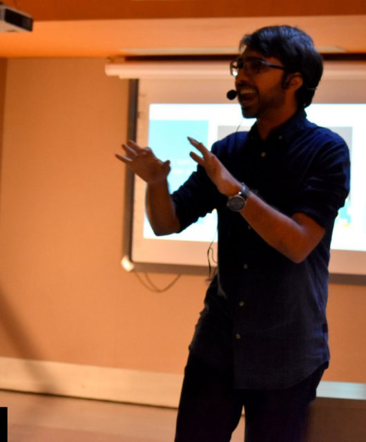 Himanshu TEDx Talk